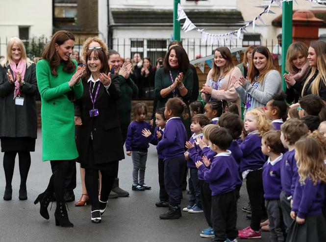Фото №2 - Герцогиня Кейт рассказала, как Джордж и Шарлотта помогают ей на кухне (и в чем секрет ее счастья)