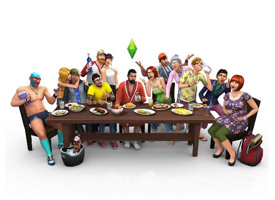 Фото №1 - The Sims 4 для компьютера уже поступил в продажу
