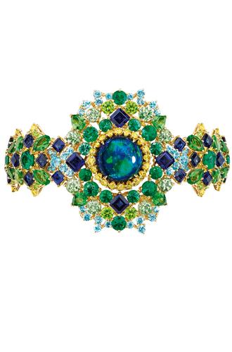 Фото №7 - Философский камень: опал в новой коллекции Dior et d'Opales