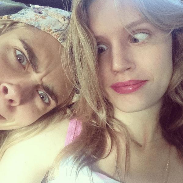Фото №12 - Звездный Instagram: Знаменитости без макияжа