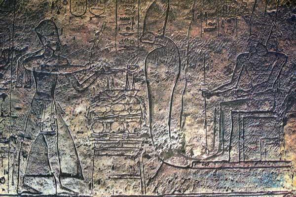 Фото №1 - Жилище бога в Нубийской пустыне