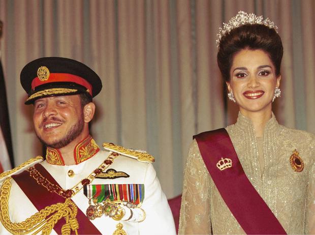 Фото №17 - Король Абдалла и его Рания: восточная сказка, ставшая реальностью