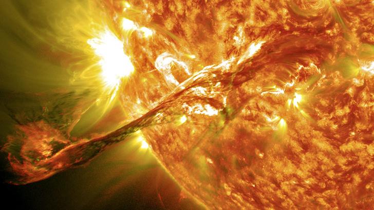Фото №1 - Солнце: правитель мира