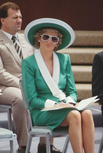 Фото №9 - Любимые солнцезащитные очки принцессы Дианы