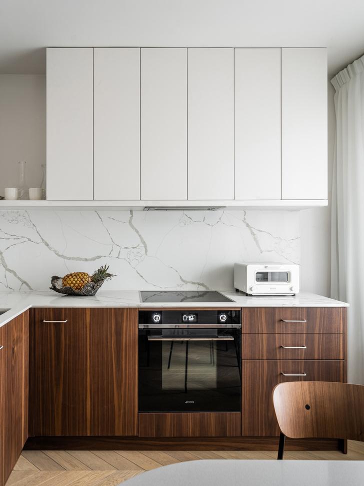 Фото №9 - Легкая и светлая квартира 50 м² для хозяйки кондитерской