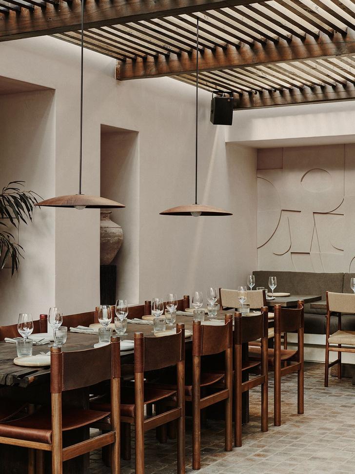 Фото №5 - Ресторан Nōema на греческом острове Миконос