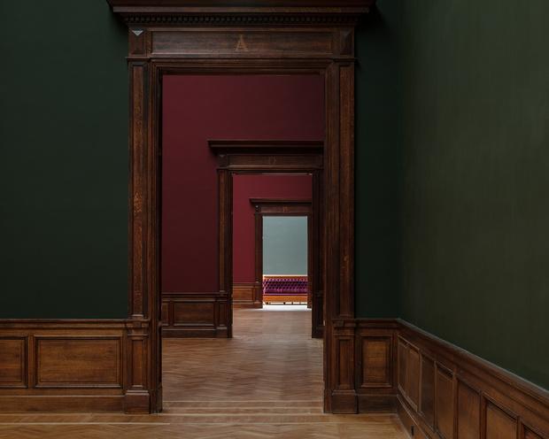Фото №4 - Реновация Королевского музея изящных искусств в Антверпене