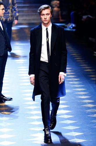 Фото №11 - Дети выросли: звездные отпрыски на показе Dolce & Gabbana в Милане
