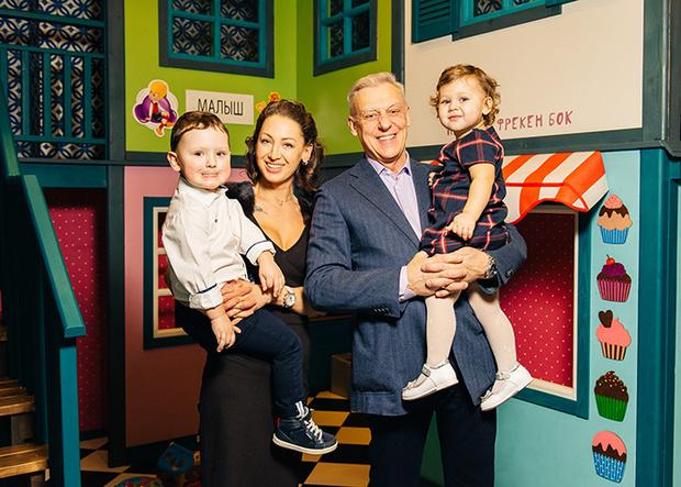 Фото: пресс-служба детского кафе «Karlsson Boom»