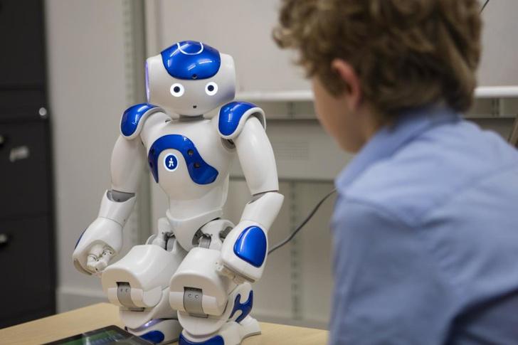 Фото №1 - Как роботы влияют на детей