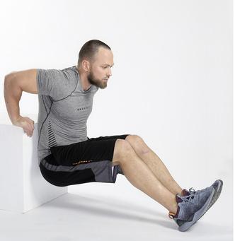 Фото №4 - Как привести себя в форму за два месяца при помощи семи упражнений
