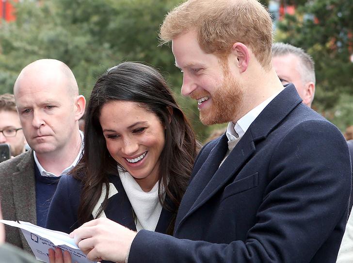 Фото №1 - Принц Гарри и Меган Маркл вышли на новый уровень отношений