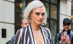 Надо видеть: Кара Делевинь стала мультяшкой для Chanel