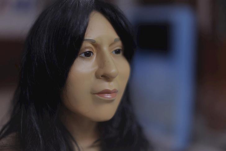 Фото №1 - Ученые реконструировали облик перуанки, жившей 3700 лет назад