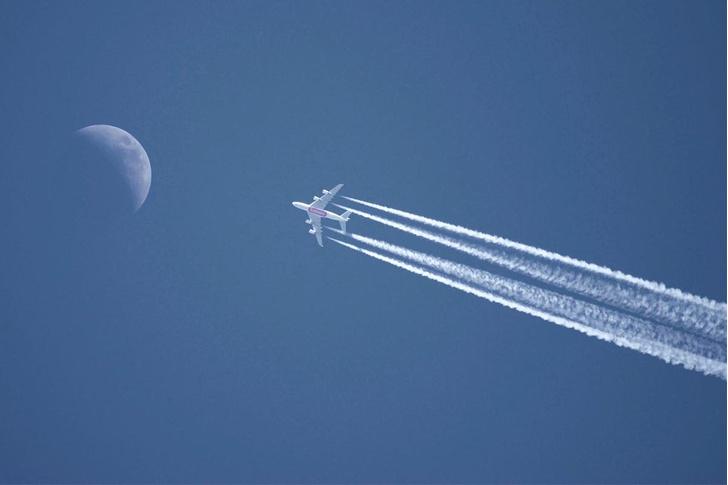 Фото №1 - 15 самых быстрых пассажирских самолетов