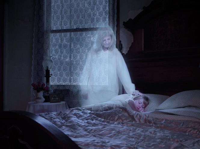 Фото №4 - История женщины, которая видит призраков