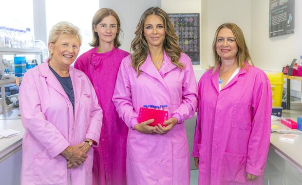 Фото №2 - #РозоваяЛенточка28: Estée Lauder Companies запускает ежегодную кампанию по борьбе с раком груди