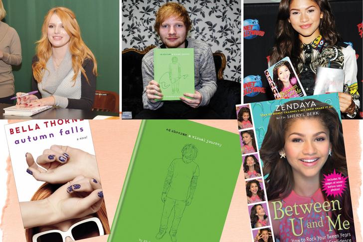 Фото №1 - Топ-10: Книги, которые написали знаменитости