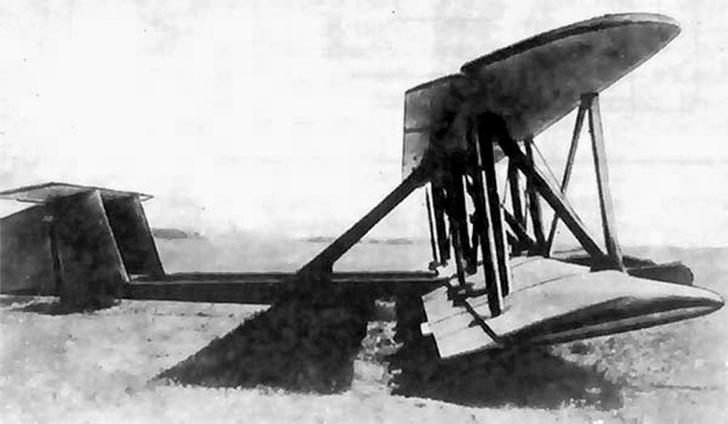 Фото №5 - Броня крепка, а есть еще и крылья!Короткая история летающего танка А-40