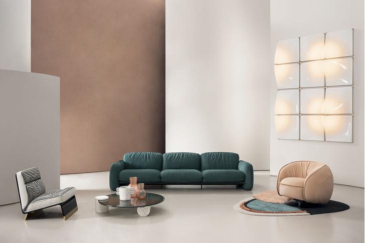 Фото №11 - В верном направлении: новая коллекция мебели Baxter