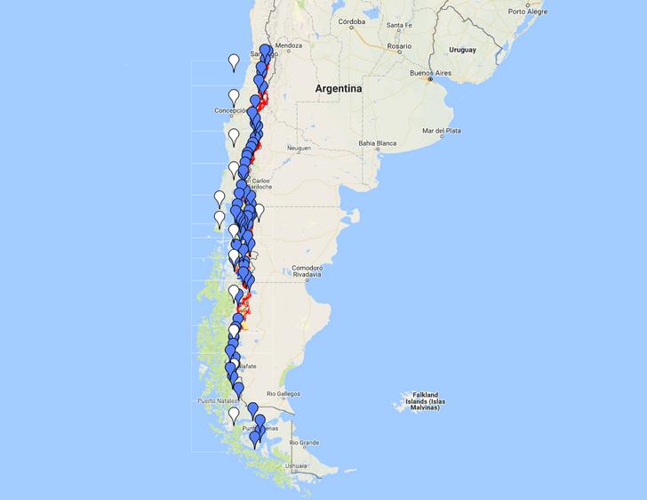 Фото №7 - Хоть весь мир обойди: 6 самых длинных пеших маршрутов на планете