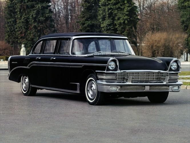 Фото №11 - Назад в СССР: 5 самых роскошных советских автомобилей