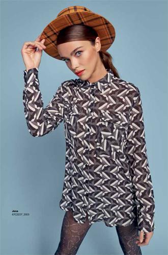 Фото №7 - Модная эклектика в новой осенне-зимней коллекции Desigual