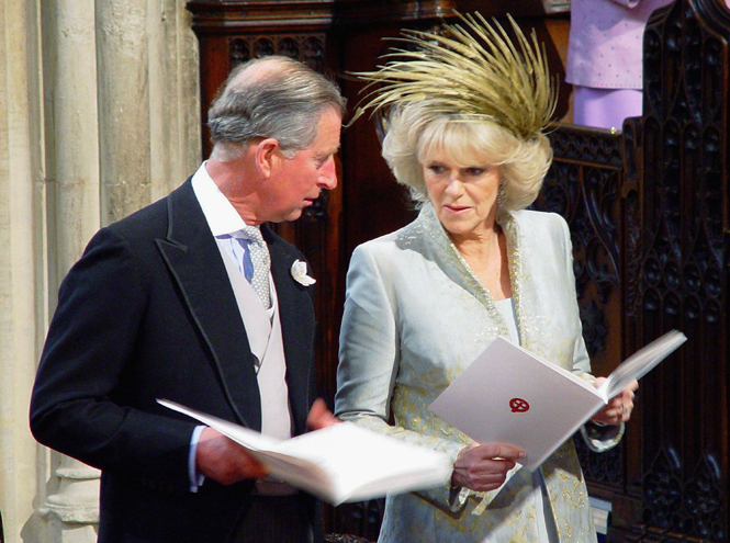 Фото №16 - Самые забавные моменты на королевских свадьбах (истории в фотографиях)