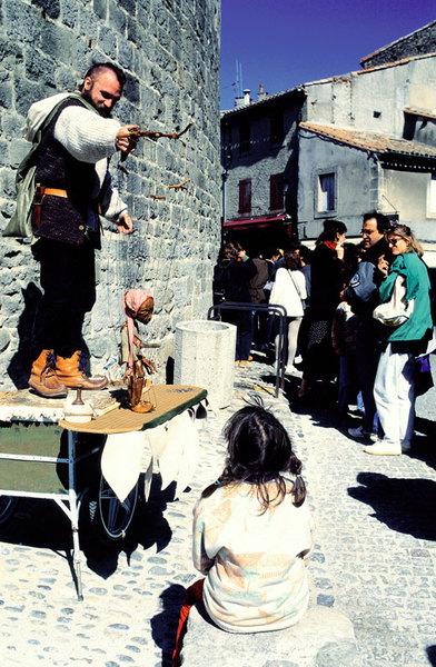 Фото №1 - Каркассон: ожившее средневековье
