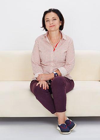 Светлана Кривцова, психотерапевт