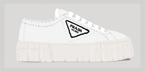 Фото №1 - Белые кроссовки, которые вы давно искали