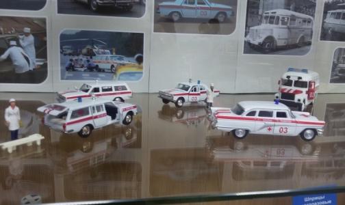 Фото №1 - В Петербурге открылся музей истории скорой помощи