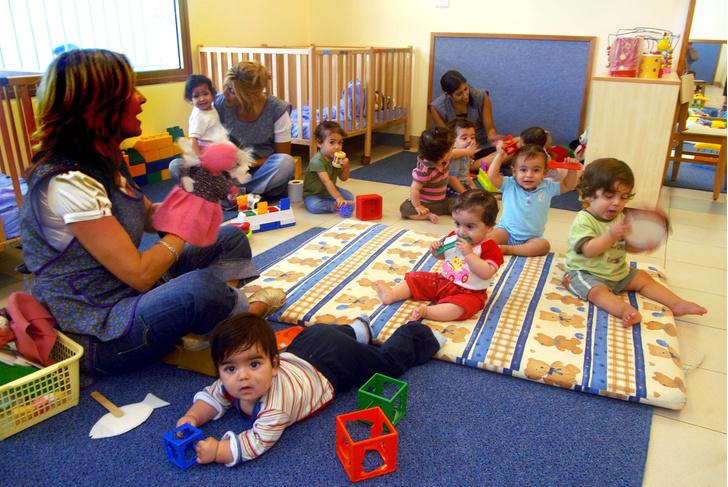 со скольки лет будут принимать в детский сад в россии
