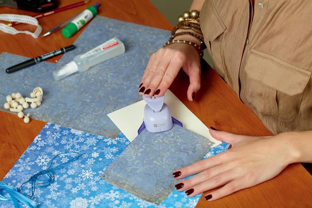 Фото №5 - Мастер-класс: Делаем открытку и упаковываем подарок