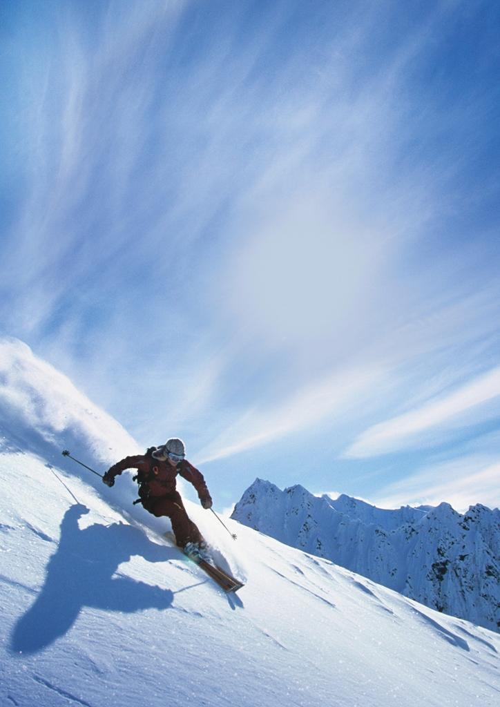 Фото №1 - Turkish Airlines бесплатно перевозит горнолыжный инвентарь