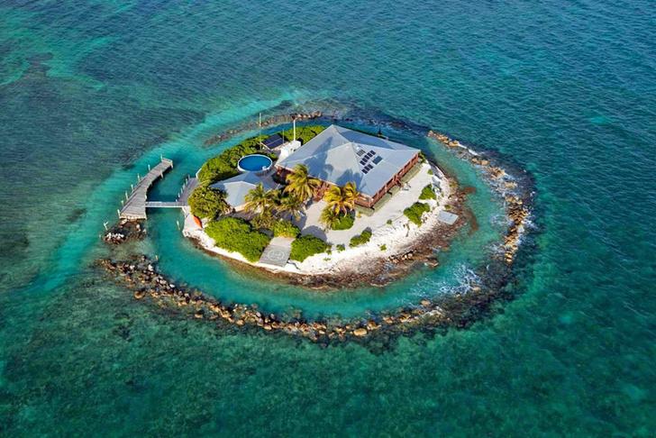 Фото №1 - Остров везения
