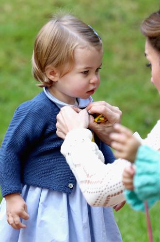 Фото №10 - Принцесса Шарлотта на своем первом светском мероприятии в Канаде