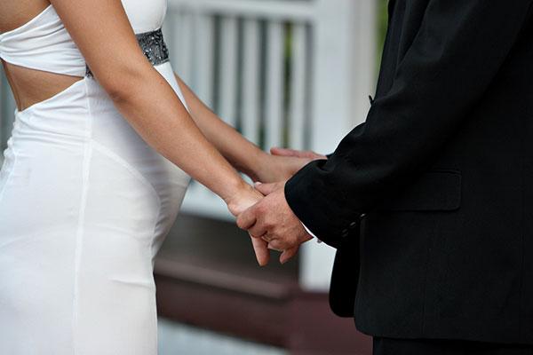 Фото №1 - Беременная невеста: как правильно организовать свадьбу
