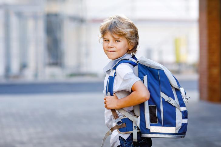 вес портфеля болит голова у школьника