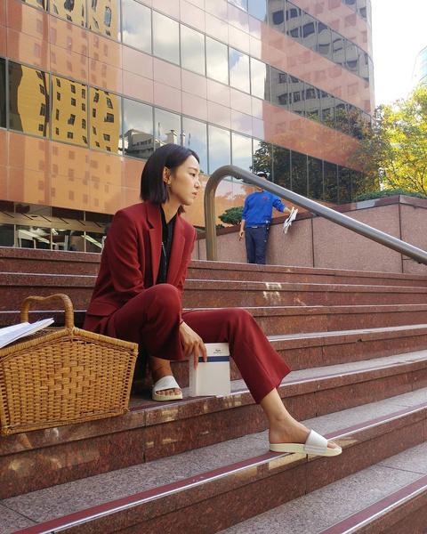Фото №5 - Pretty Unnie: Самые интересные подробности о шикарной «Королеве Чорин» Щин Хе Сон 👸🏻
