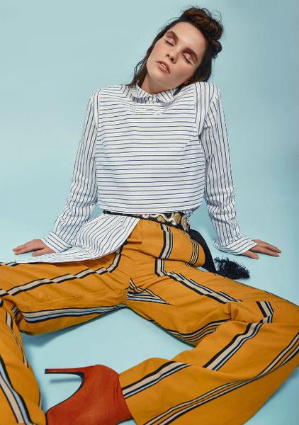 Фото №12 - Капсульная коллекция бренда Olga Skazkina