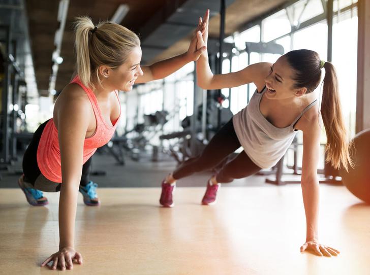Фото №2 - Откуда берется фитнес-зависимость и надо ли с ней бороться