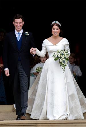 Фото №7 - Война невест: Меган Маркл или принцесса Евгения?