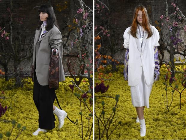 Фото №4 - Что с чем носить: 7 приемов стилизации с Недель моды весна-лето 2021