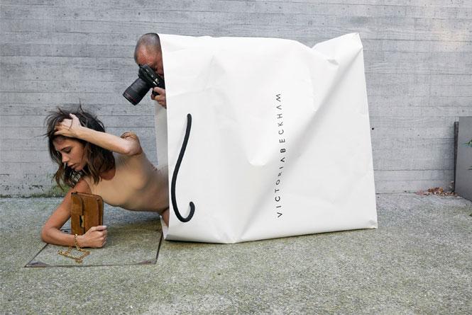 Фото №6 - Инопланетяне, куры и Виктория Бекхэм в пакете: самые странные рекламные кампании брендов