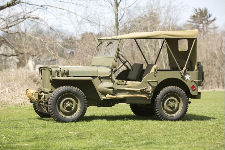 Фото №2 - Откуда взялось название Jeep и что оно означает