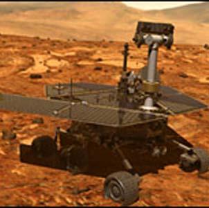 Фото №1 - Программы помогут роботам выжить на Марсе