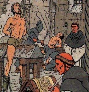 Фото №1 - Ватикан издал секретные документы о процессе тамплиеров