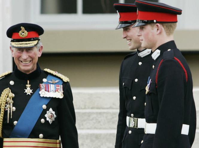 Фото №79 - Принц Уильям: история в фотографиях