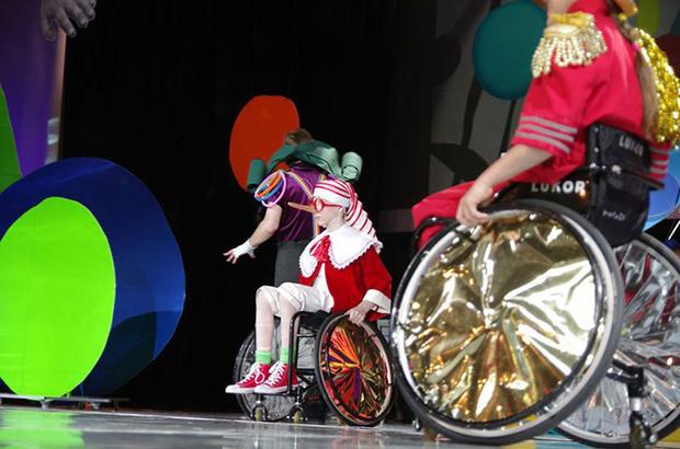 Фото №1 - Отборочный этап фестиваля творчества детей с ограниченными возможностями